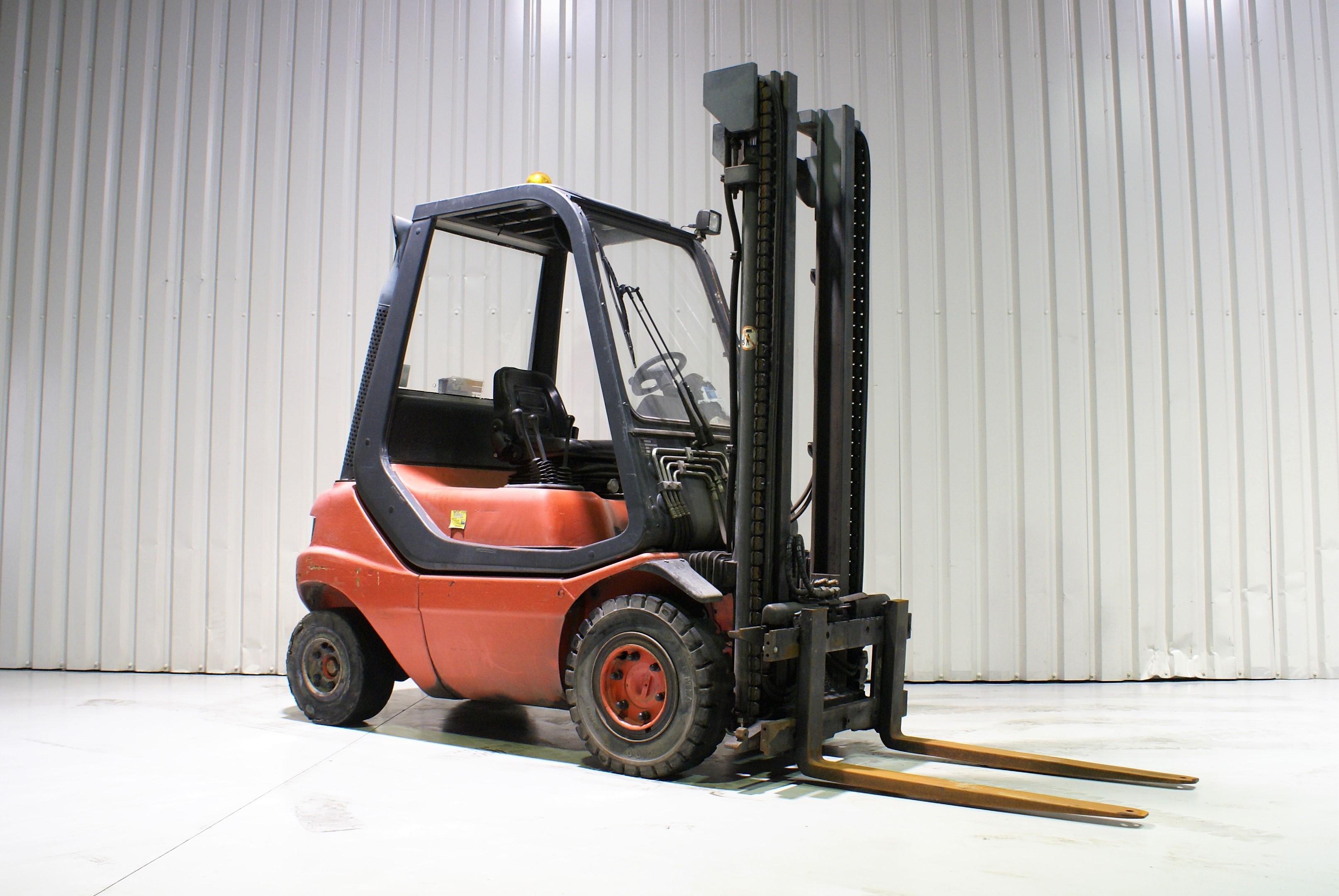 Geliebte Linde H25D-02 heftruck diesel | Makkina &MJ_34